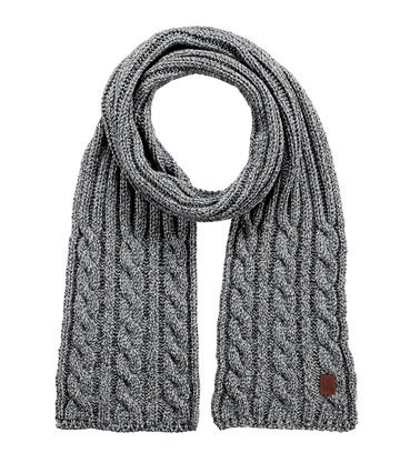 Barts Sjaal Twister Grijs  online bestellen   Suitable