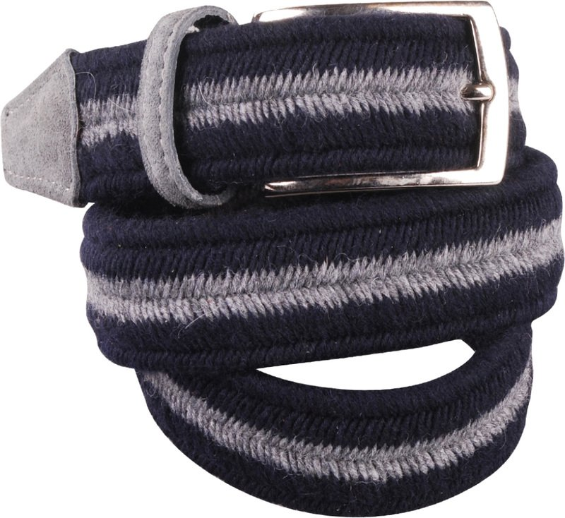 Belt Stretch Navy Grey G73 photo 0