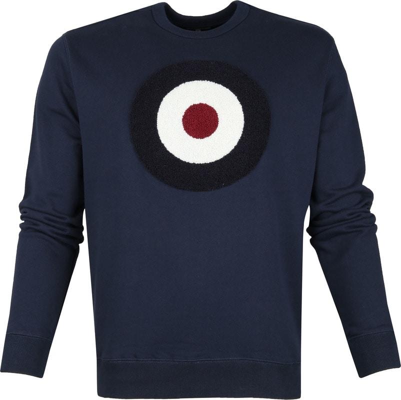 Mañana Insignificante Tratamiento Preferencial  Ben Sherman Sweater Circle Navy 54218-026 order online | Suitable