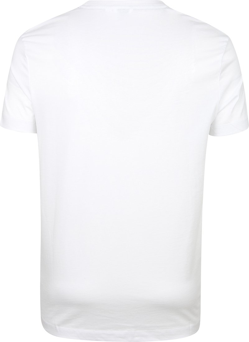 Bjorn Borg Basic T-Shirt Wit - Wit maat XL
