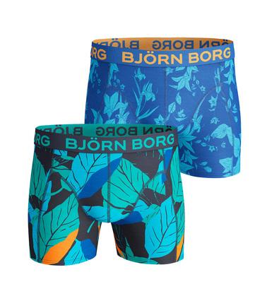 Bjorn Borg Boxers Peacoat 2 Pack