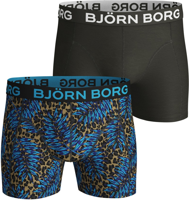 Bjorn Borg Boxershorts 2-Pack Leafs foto 0