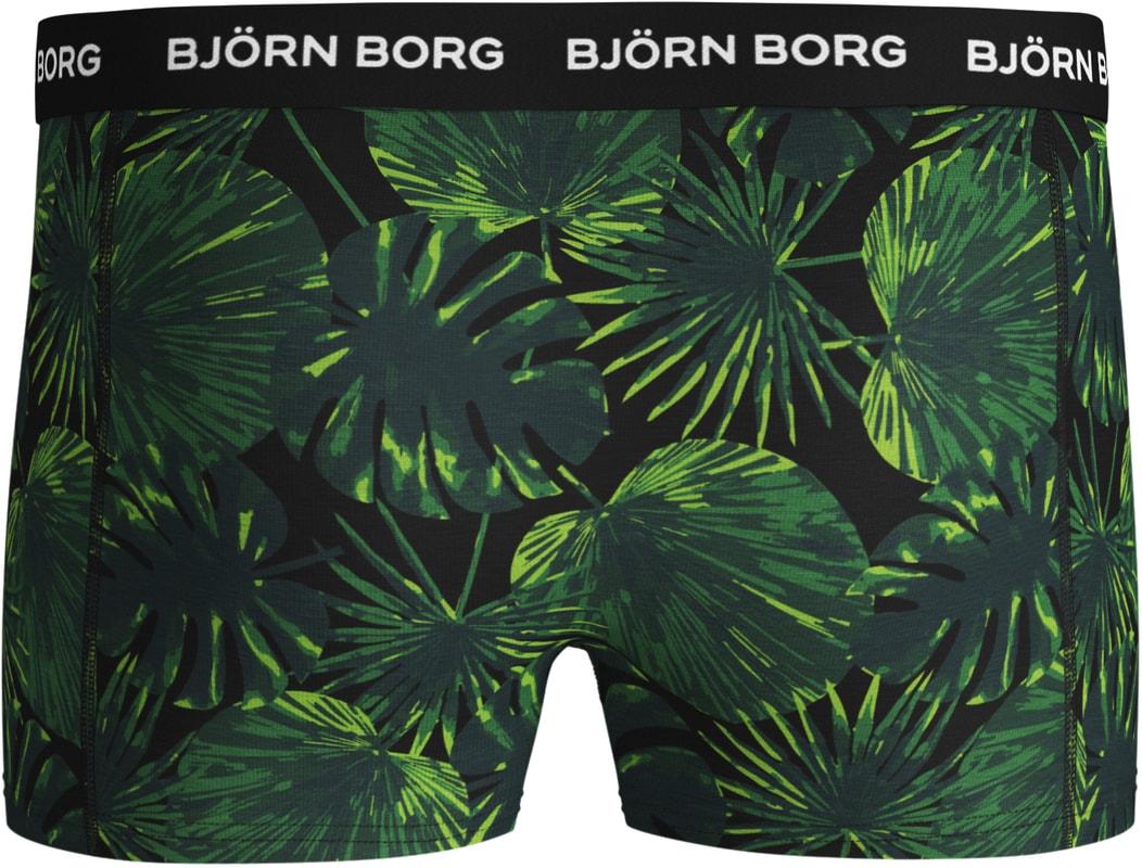 Bjorn Borg Boxershorts Garden 2-Pack foto 2