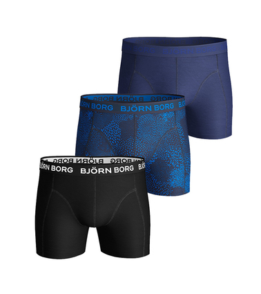 Bjorn Borg Essential Boxershort 3 Pack  online bestellen | Suitable