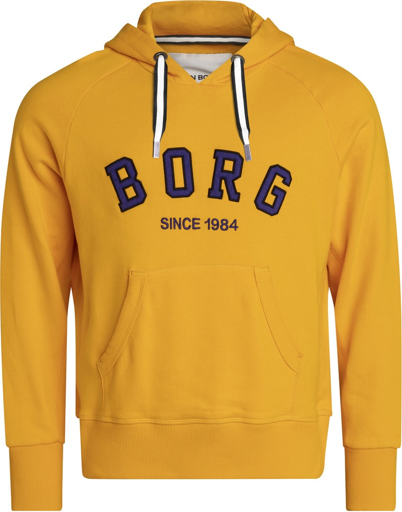 Bjorn Borg Hoodie Geel foto 0