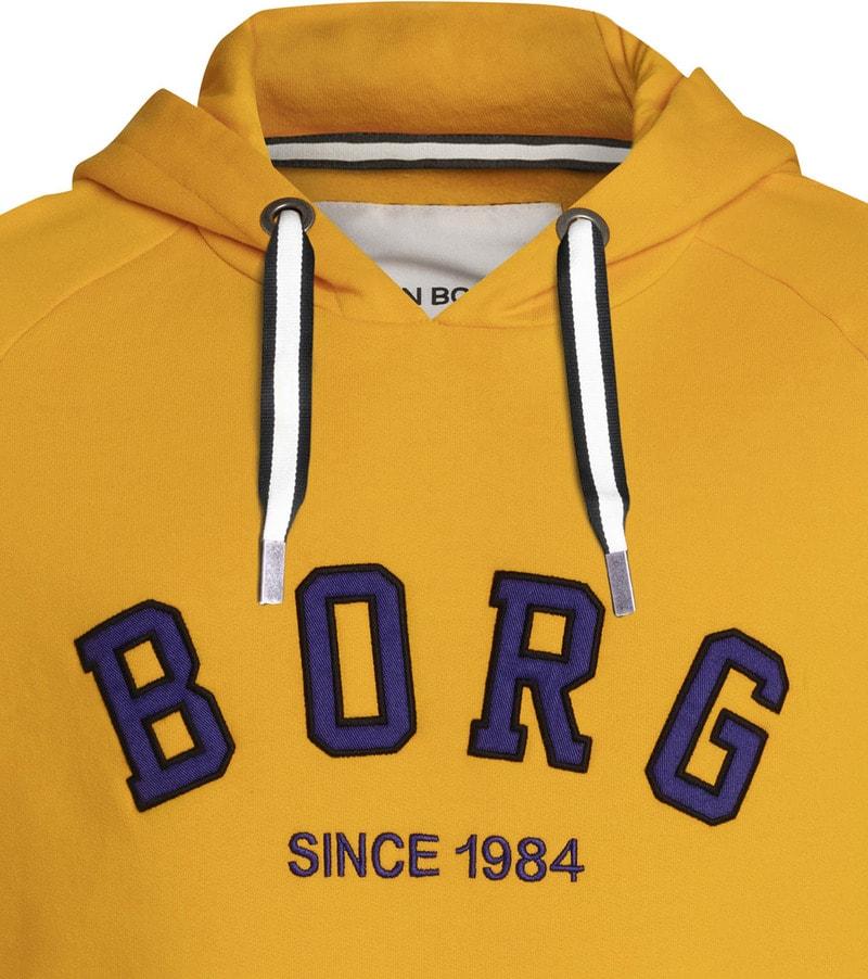Bjorn Borg Hoodie Geel foto 1