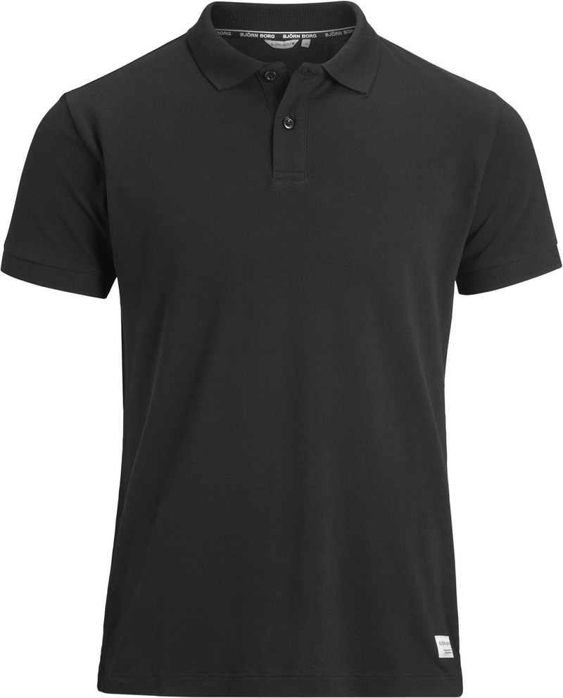 Bjorn Borg Poloshirt Black Beauty photo 0