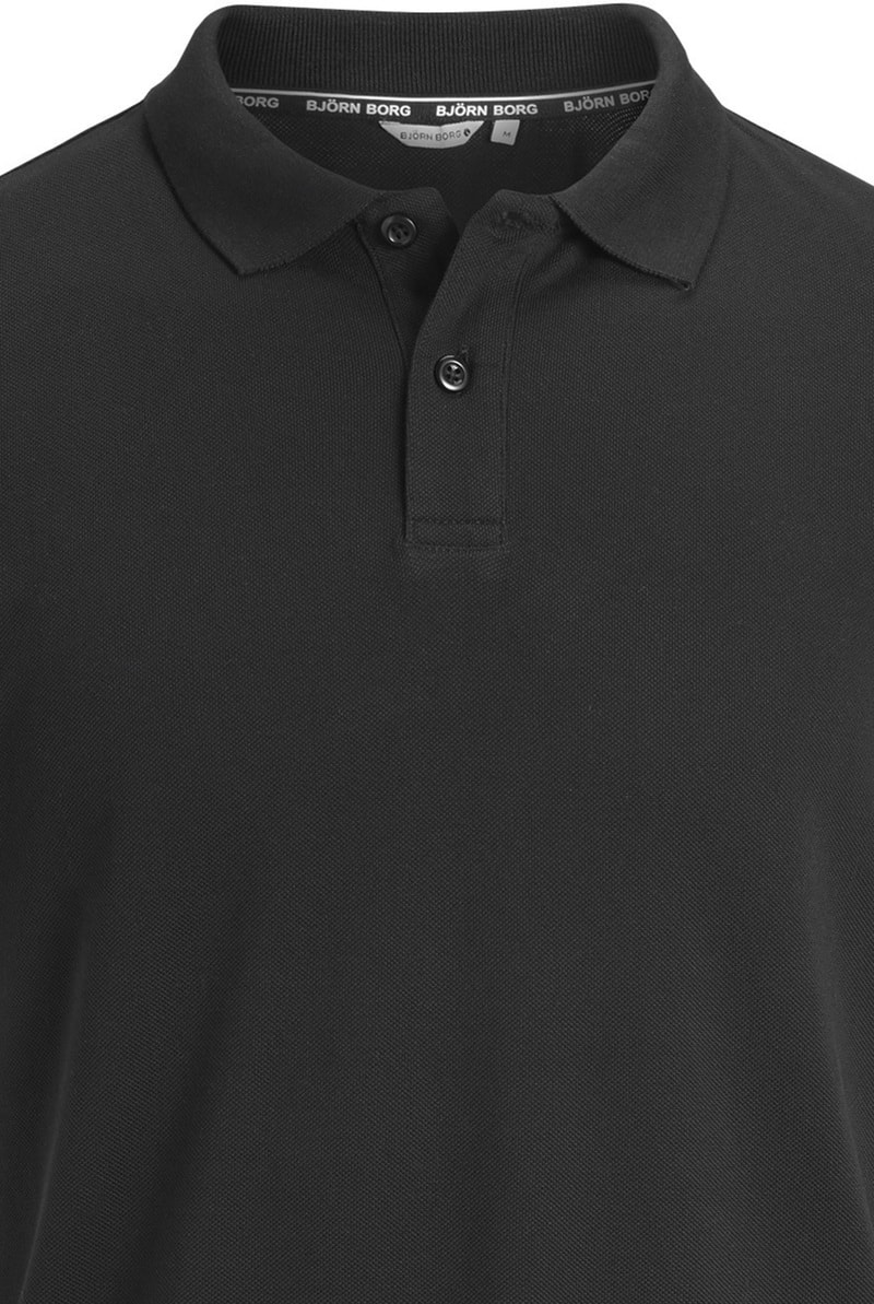 Bjorn Borg Poloshirt Black Beauty photo 1