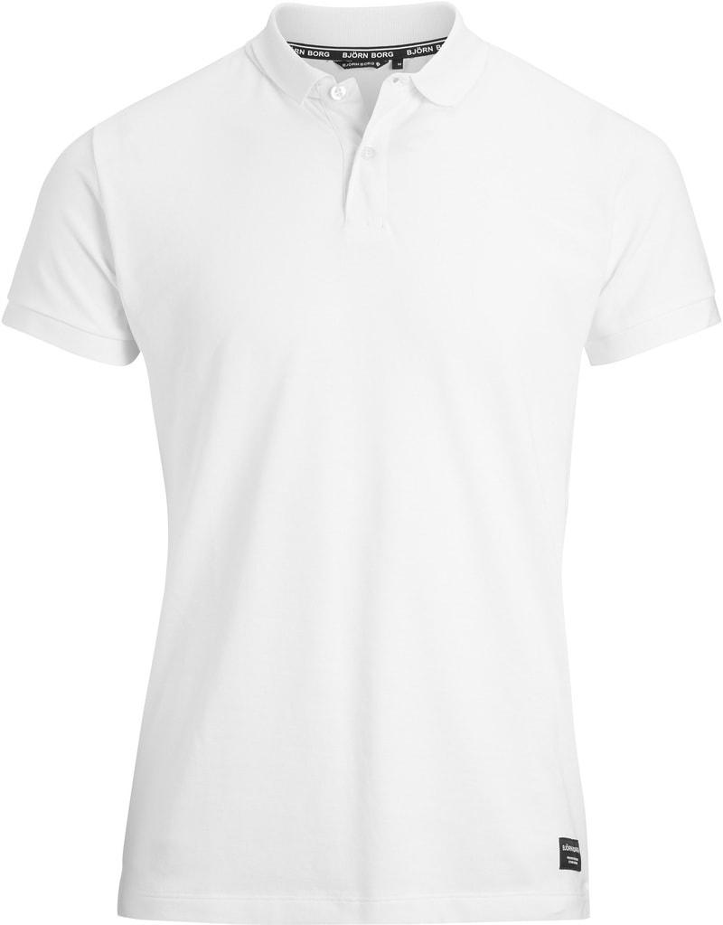 Bjorn Borg Poloshirt Brilliant White foto 0