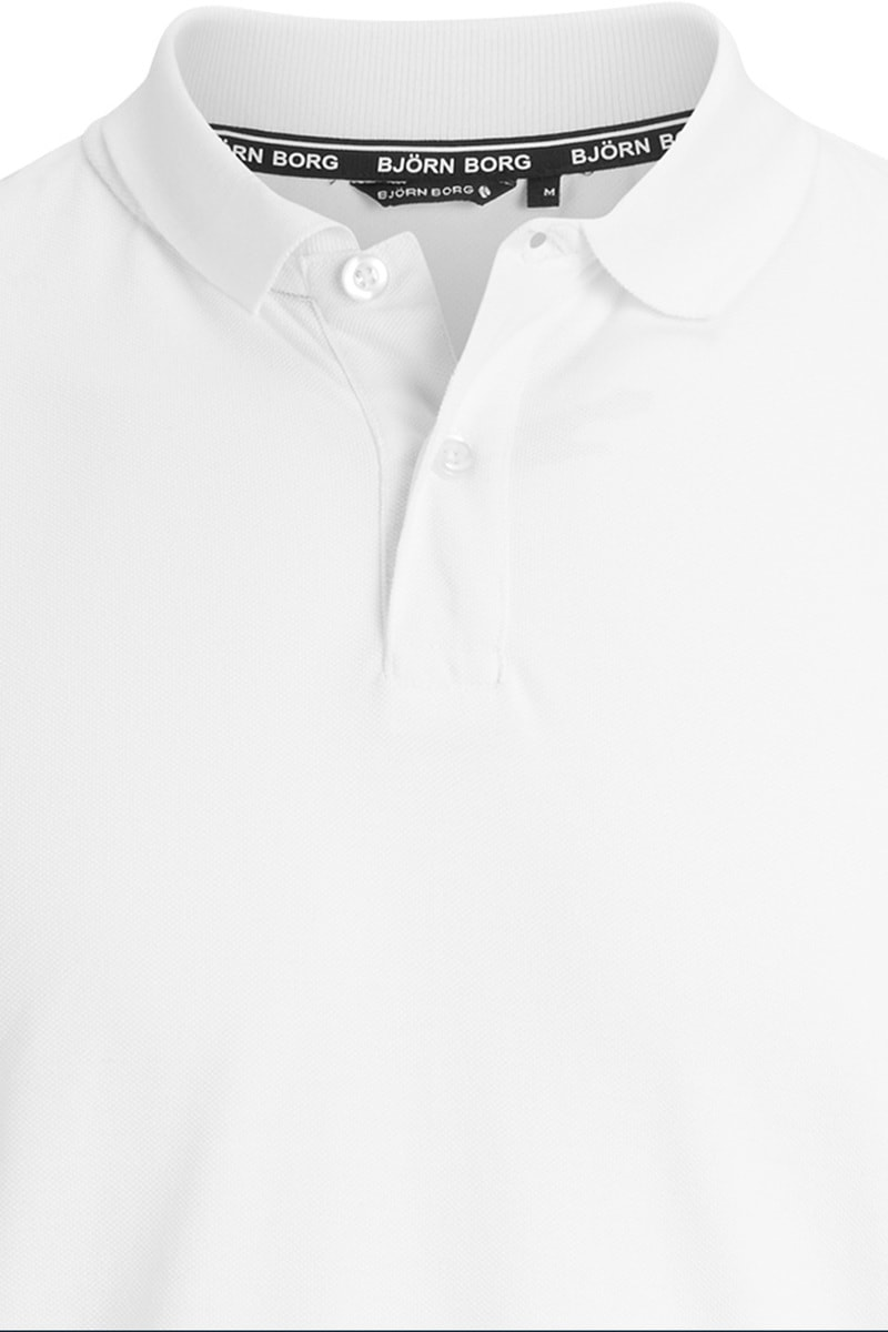 Bjorn Borg Poloshirt Brilliant White foto 1