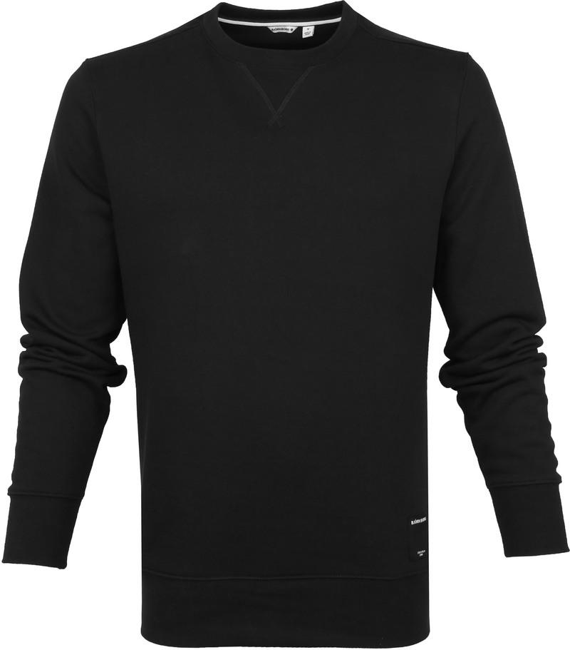 Bjorn Borg Sweater Zwart - Zwart maat XL
