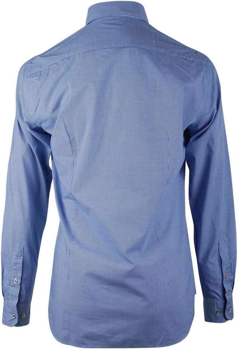 Blau Kariert Hemd Suitable