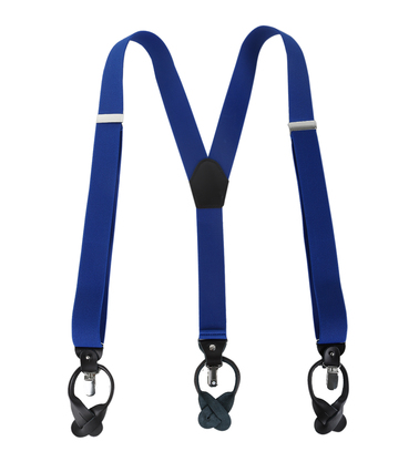 Blauwe Bretels Luxe foto 1
