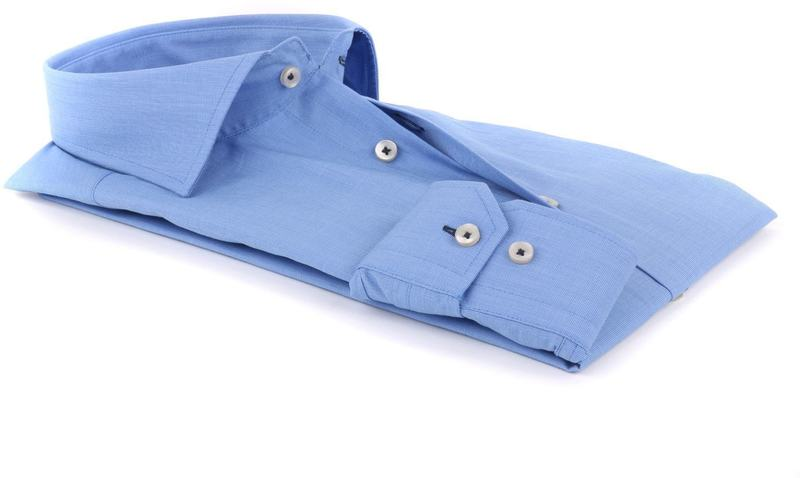 Blue Fil a Fil shirt 60