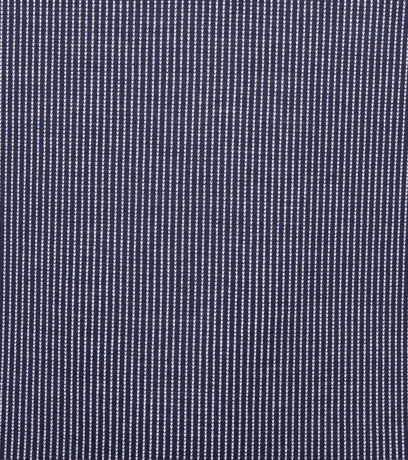Blue Industry Longsleeve Polo Rugby Stripe Navy