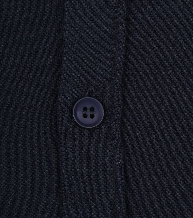 Blue Industry Navy Polo foto 3