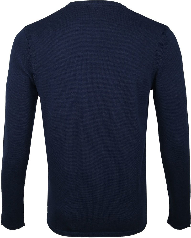 Blue Industry Navy Pullover photo 3