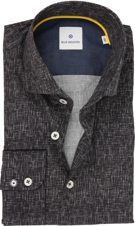 Blue Industry Overhemd Bruin foto 0