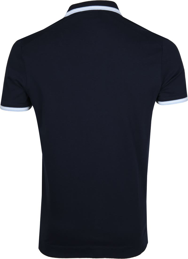 Blue Industry Polo M24 Navy foto 3