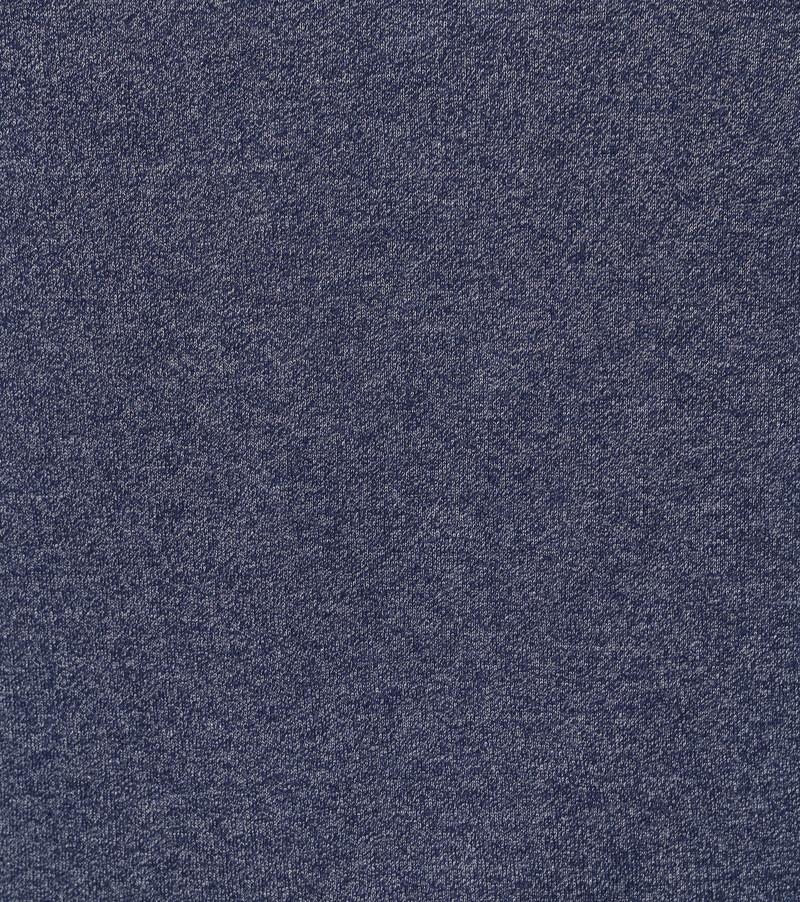 Blue Industry Polo M25 Melange Donkerblauw