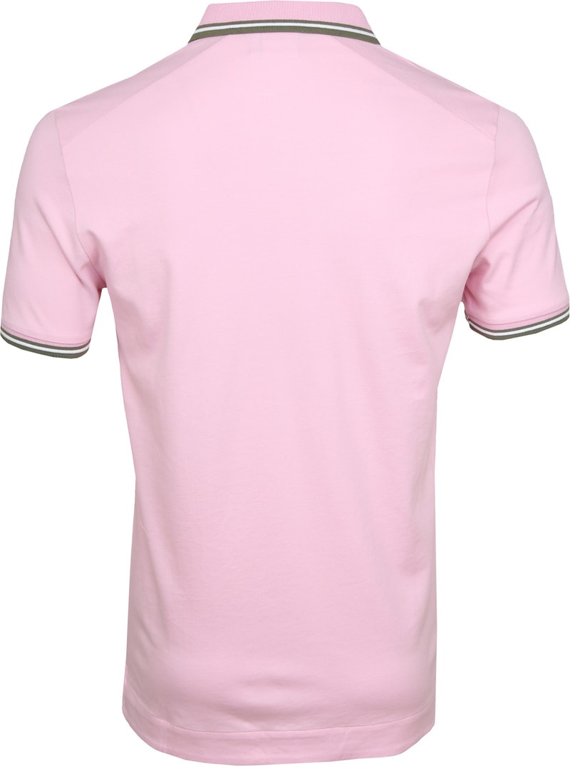 Blue Industry Poloshirt M21 Pink photo 3