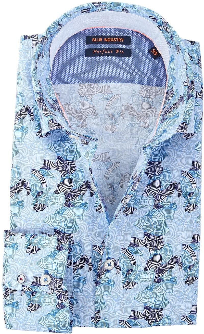 Blue Industry Shirt Blue Prints  online bestellen | Suitable