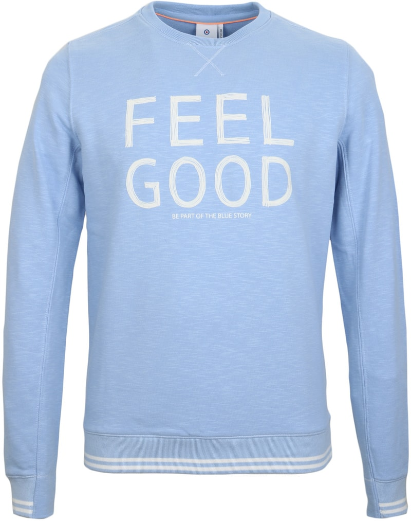 Blue Industry Sweater Feel Good  online bestellen | Suitable