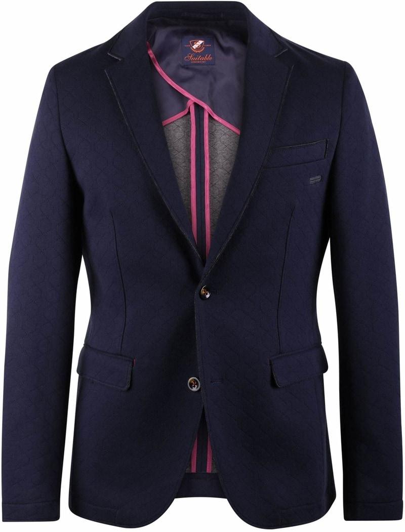 Blue Jacket Stitch Adare