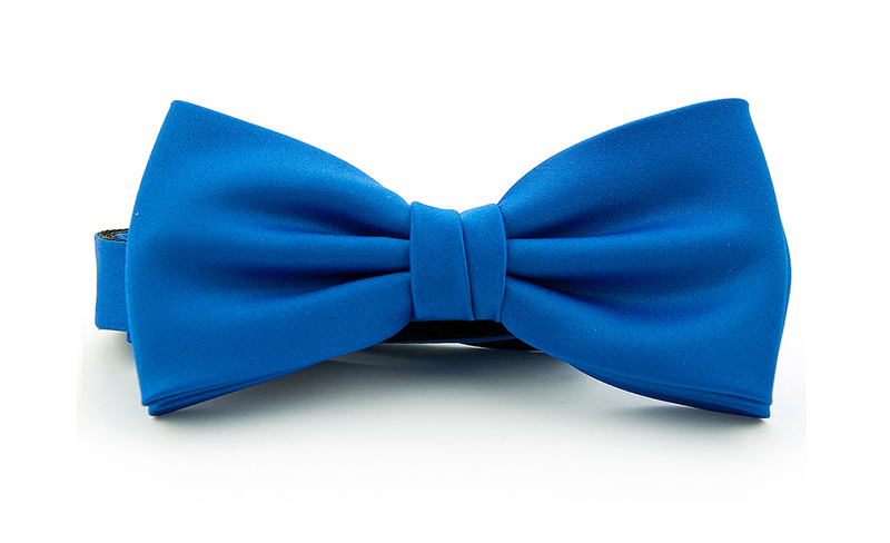 Bow Tie Royal Blue photo 0