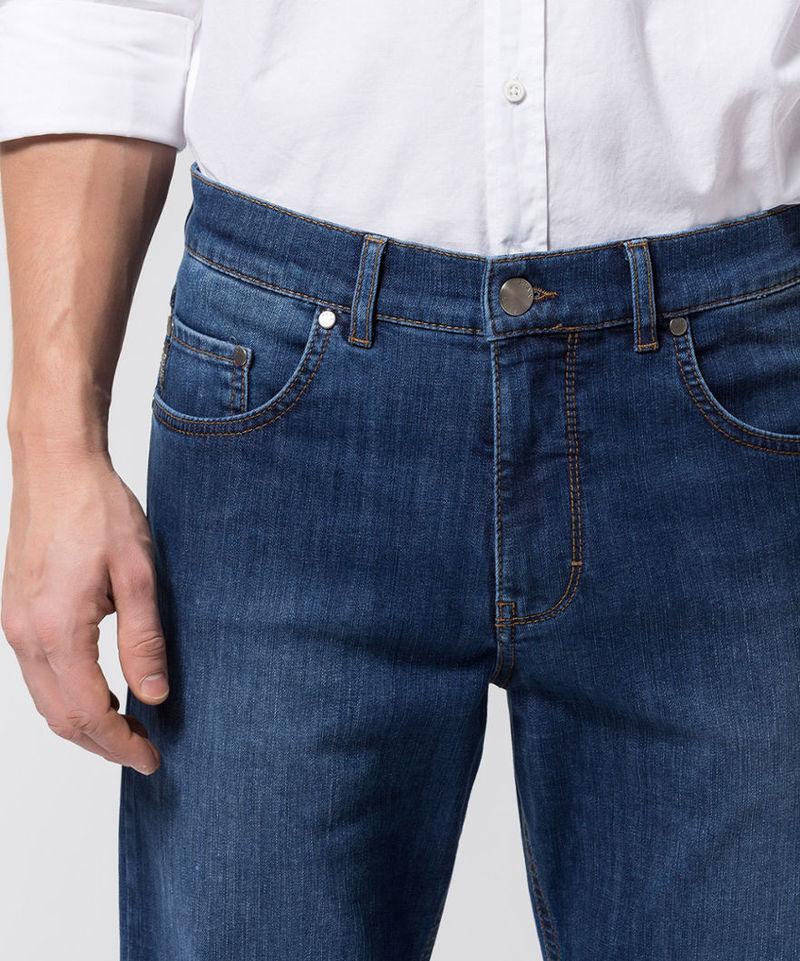 Brax Cooper Denim Jeans Blue Five Pocket foto 5