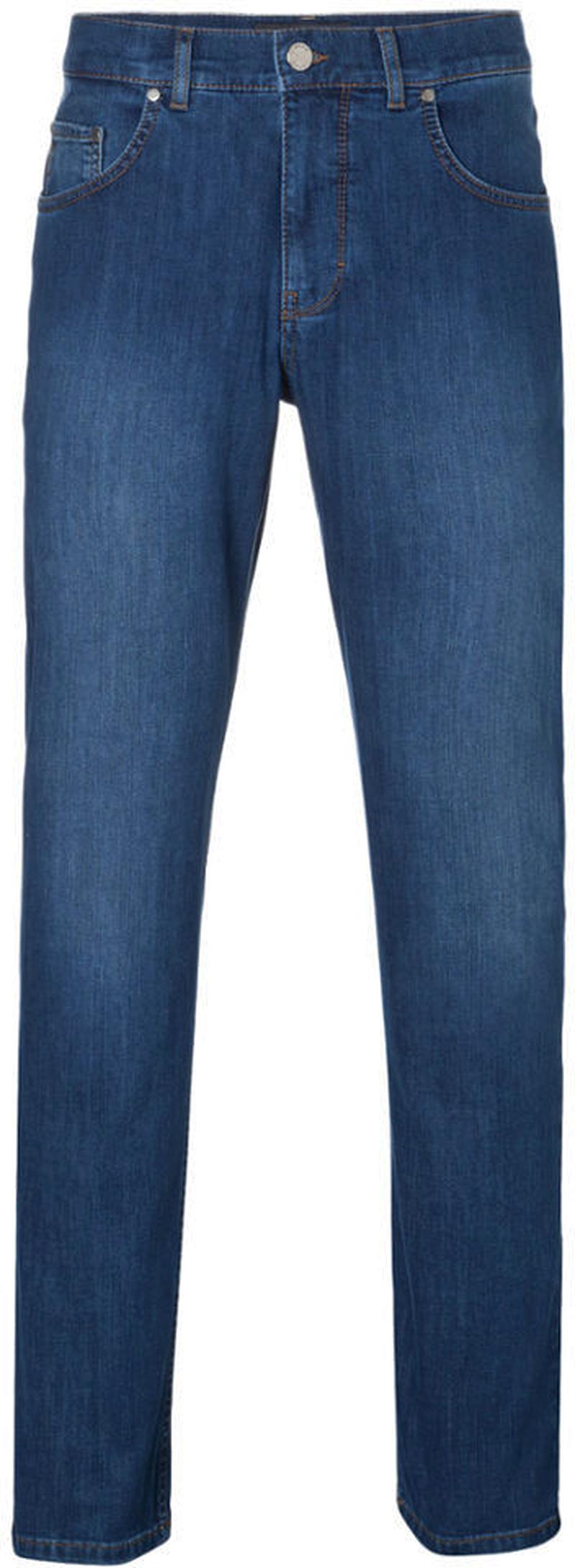 Brax Cooper Denim Jeans Blue Five Pocket foto 0