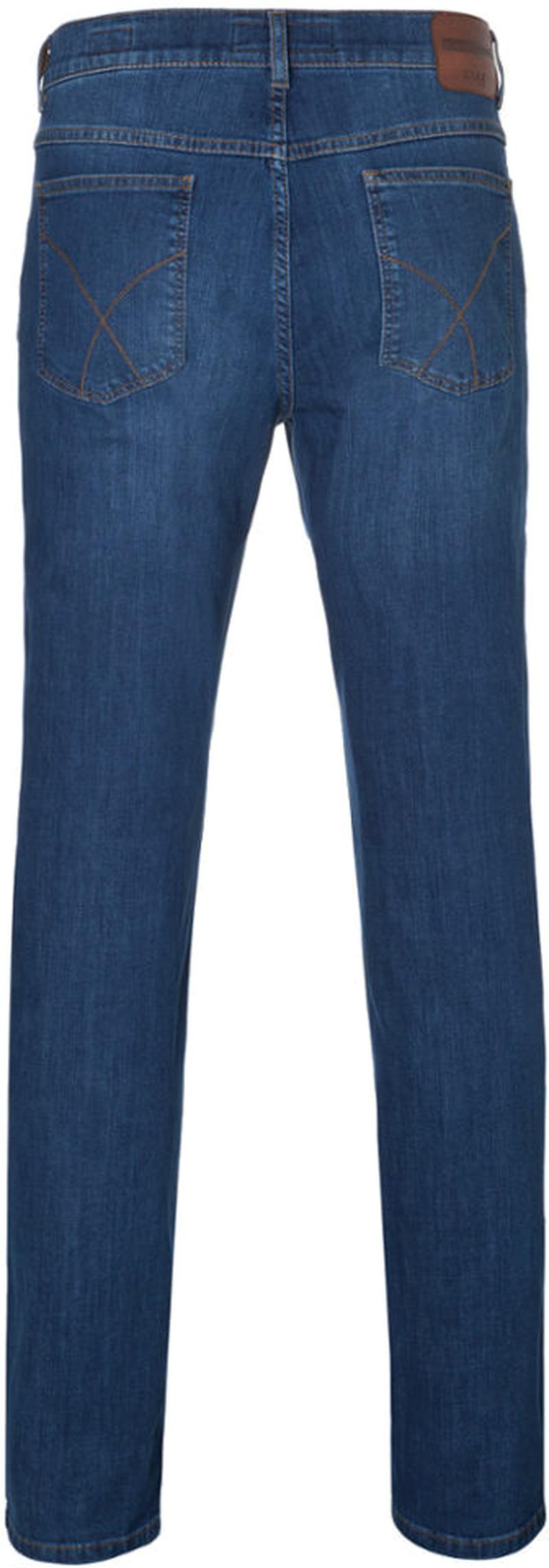 Brax Cooper Denim Jeans Blue Five Pocket foto 1