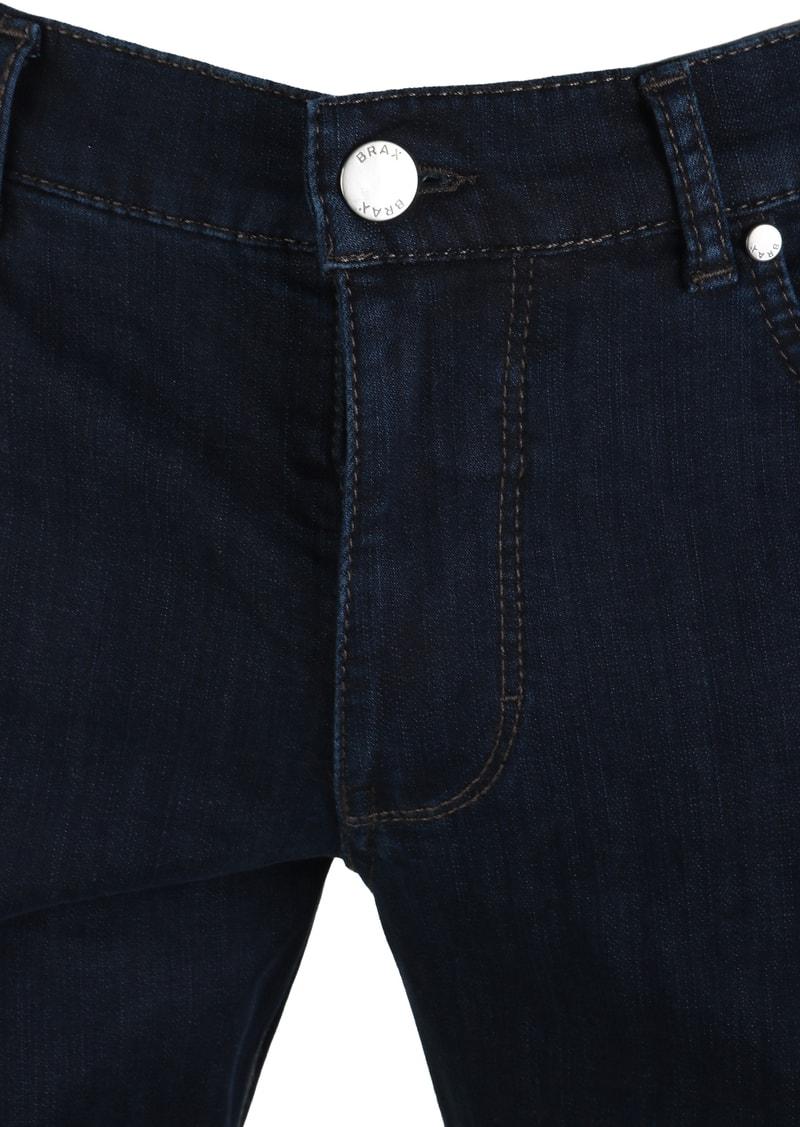 Detail Brax Cooper Denim Jeans Dark Five Pocket