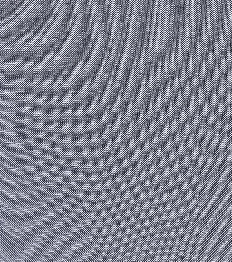 Brax Polo Petter Donkerblauw - Donkerblauw maat 4XL