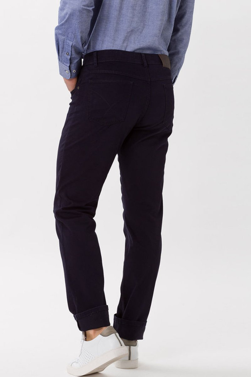 Brax Trousers Cooper Fancy Perma Blue photo 3