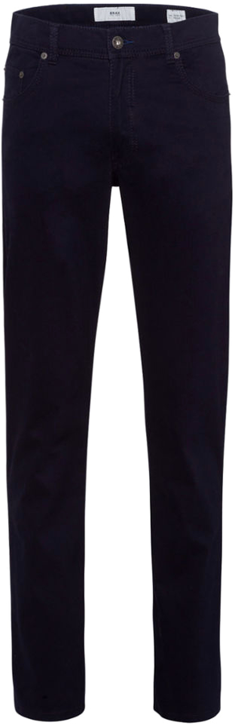 Brax Trousers Cooper Fancy Perma Blue photo 0