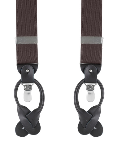 Brown Suspenders photo 0
