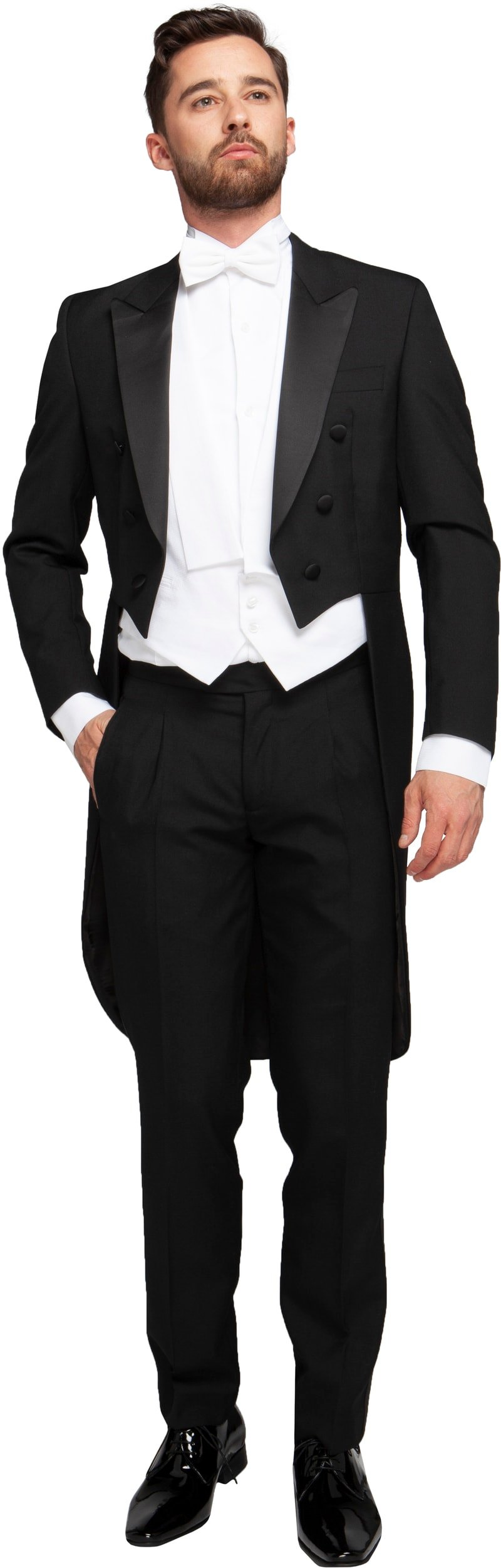 Budapest Tailcoat + Accessories photo 1