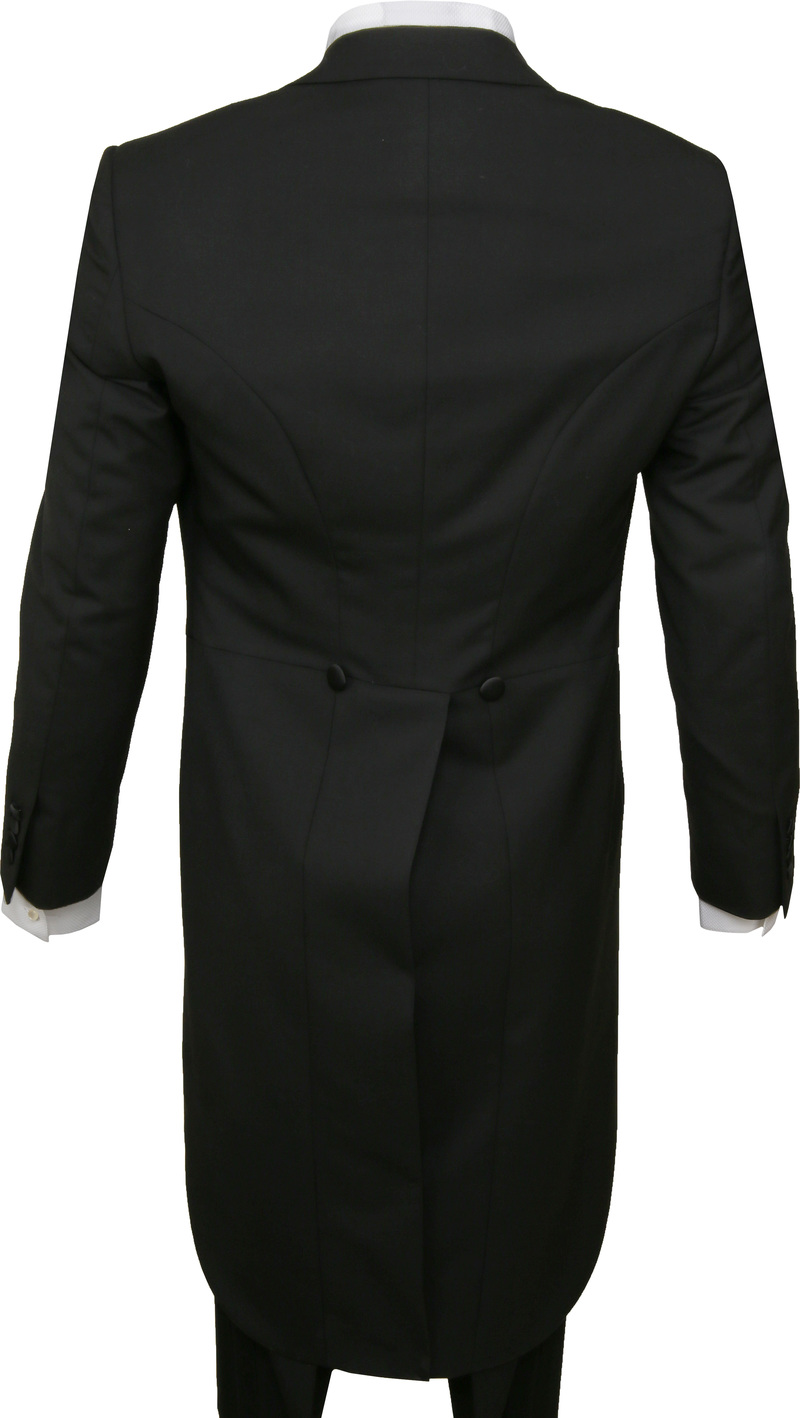 Budapest Tailcoat + Accessories photo 4