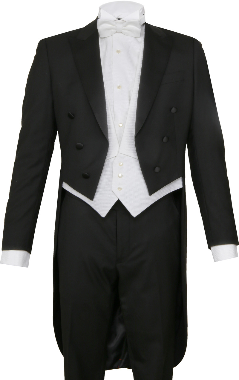 Budapest Tailcoat + Accessories photo 2