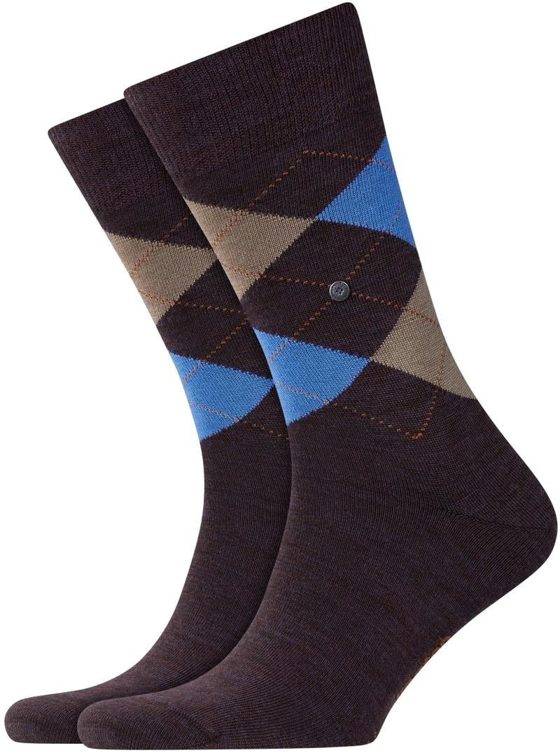 Burlington Socken Edinburgh Melange 8547 Foto 0