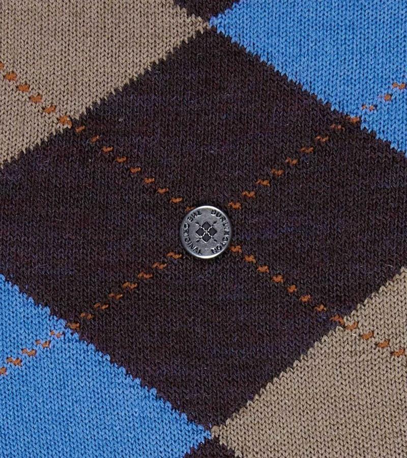 Burlington Socken Edinburgh Melange 8547 Foto 2