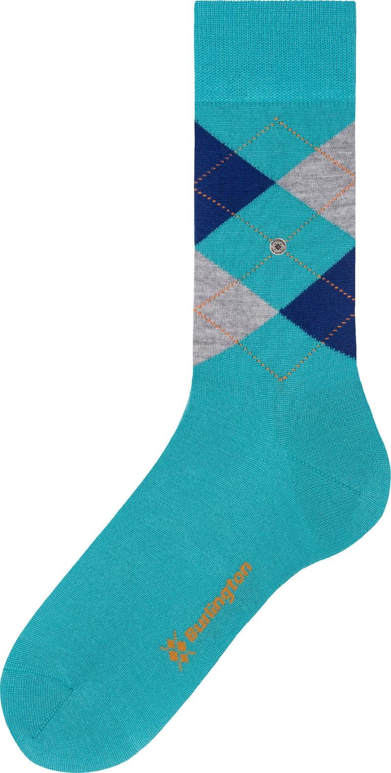 Burlington Socks Edinburgh 7332 photo 2