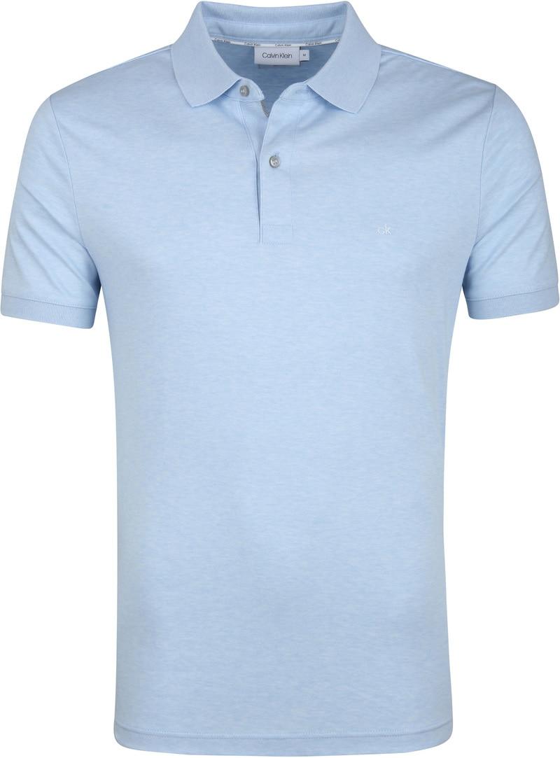 Calvin Klein Hellblau Poloshirt Foto 0