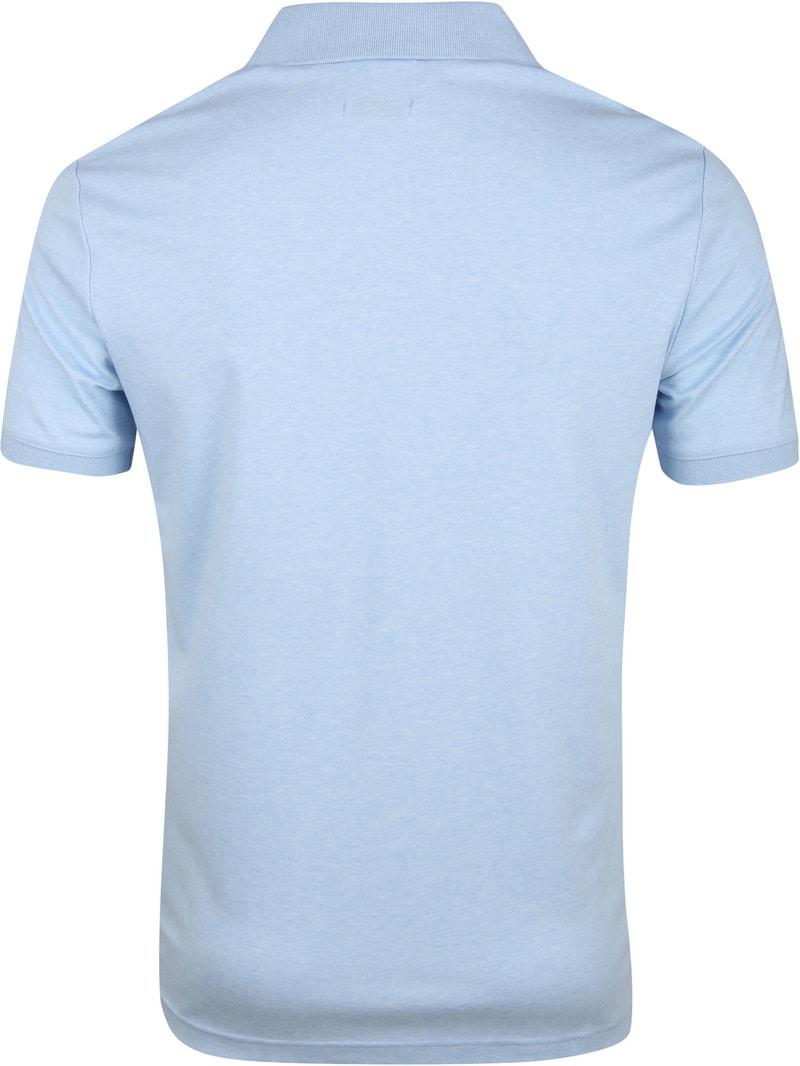 Calvin Klein Hellblau Poloshirt Foto 3