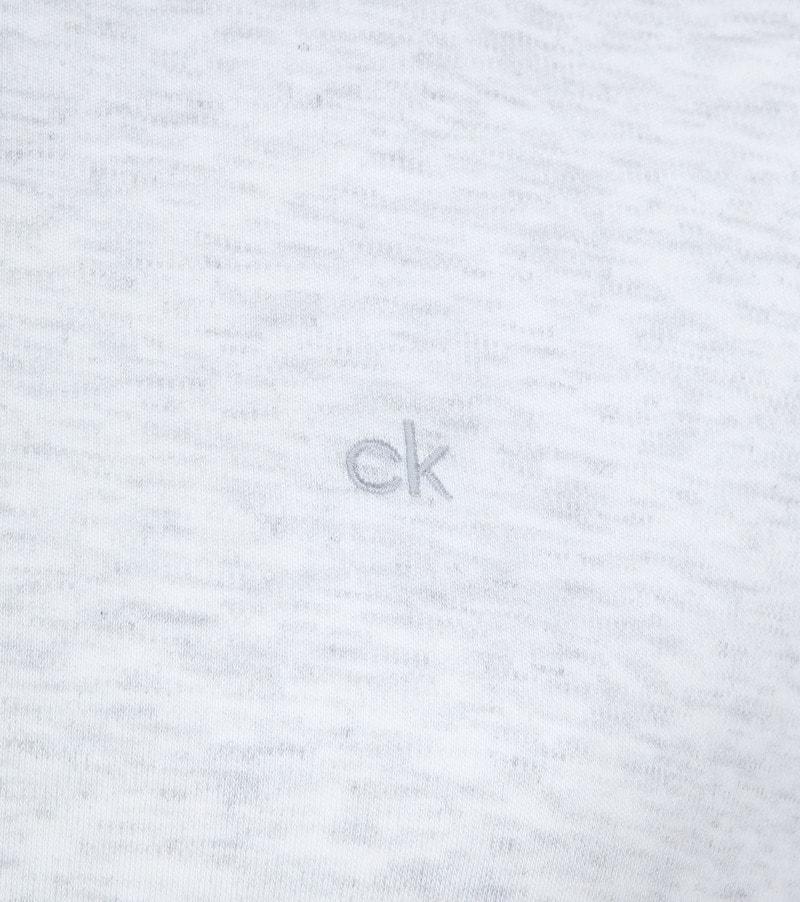 Calvin Klein Polo Grau Foto 2