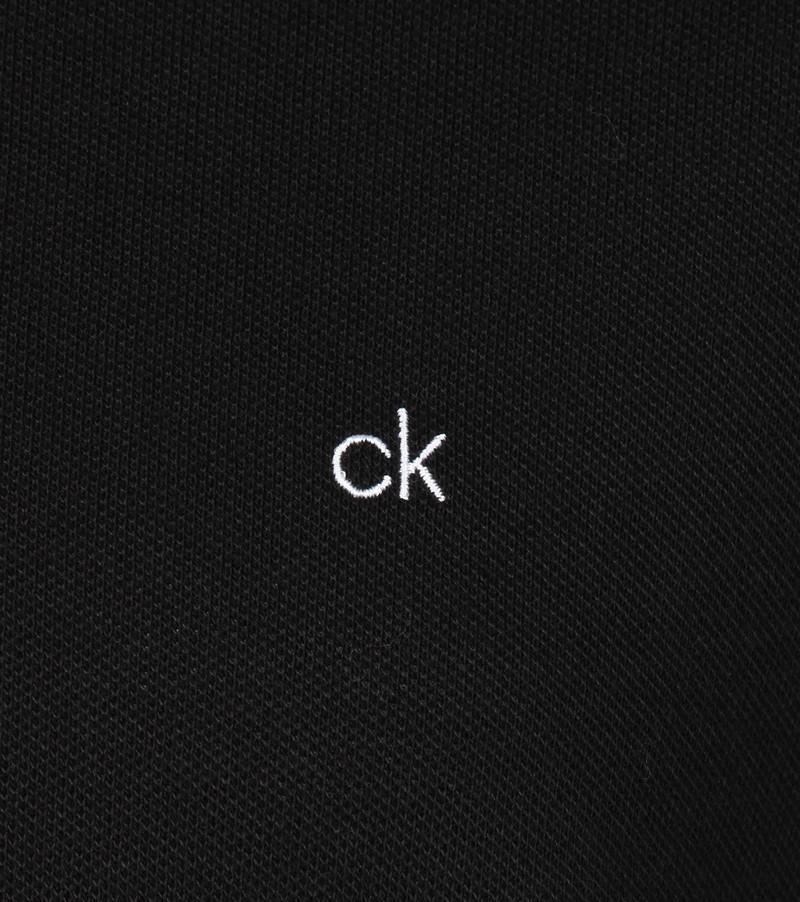 Calvin Klein Polo Zwart foto 2