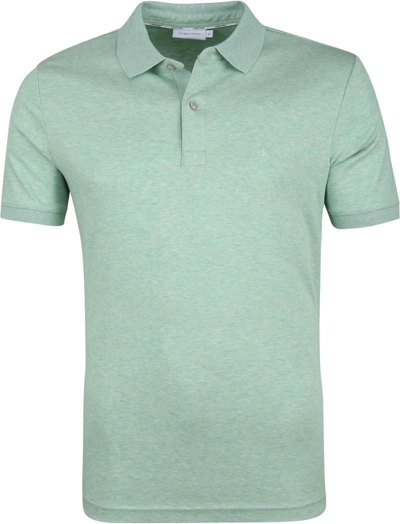 Calvin Klein Poloshirt Mintgrün Foto 0