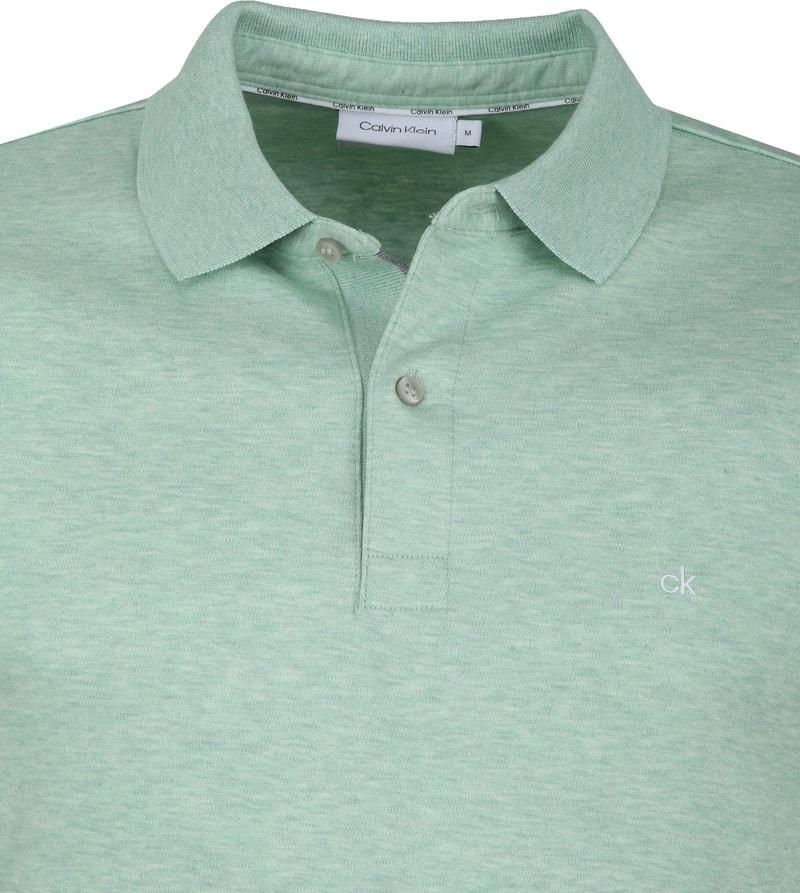Calvin Klein Poloshirt Mintgrün Foto 1