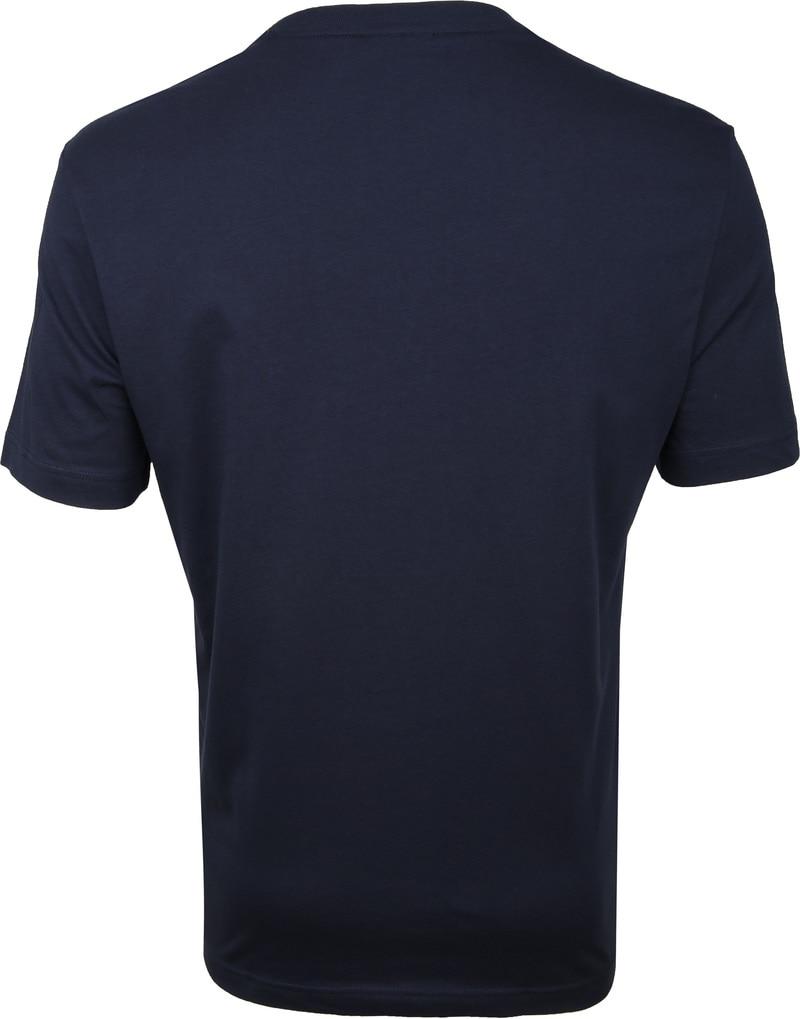 Calvin Klein T-Shirt Logo Bleu Foto 3
